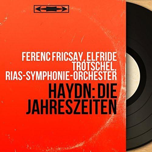 Ferenc Fricsay, Elfride Trötschel, RIAS-Symphonie-Orchester