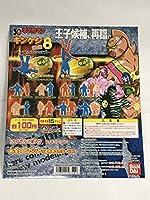 キン肉マン キンケシ8 復刻版 ~キン肉星王位争奪編2~ 30周年記念 2009年 台紙 DP ガチャ ガシャポン