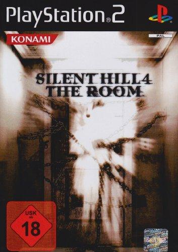 Konami Silent Hill 4
