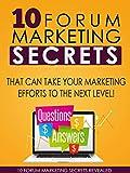Forum Marketing Mastery 101 (English Edition)