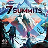 Deep Water Games 7 Summits Board Game