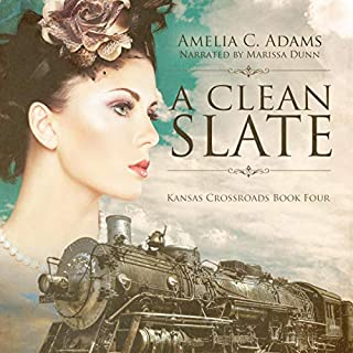 A Clean Slate audiobook cover art
