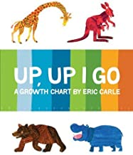 The World of Eric Carle? Up, Up I Go Growth Chart by Chronicle Books (2007) Paperback