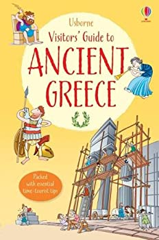 Hardcover A Visitor's Guide to Ancient Greece (Visitor's Guides) Book