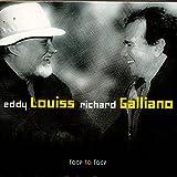 Richard Galliano(リシャール・ガリアーノ)& Eddy Louiss(エディ・ルイス)/ Laurita