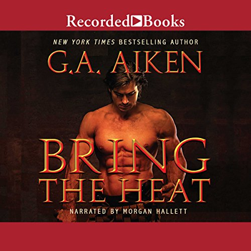 Bring the Heat audiobook cover art