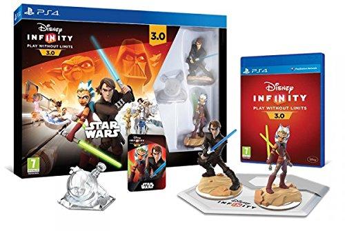 Disney Infinity 3.0 - Star Wars: Starter Pack (Incluye Figura Anakin Y Ashoka): Amazon.es: Videojuegos