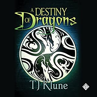 A Destiny of Dragons audiobook cover art