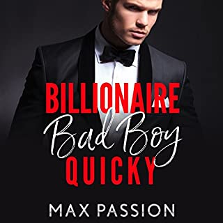 Billionaire Bad Boy cover art