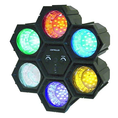 Ibiza JDL034-LED Sistema di effetti luminosi
