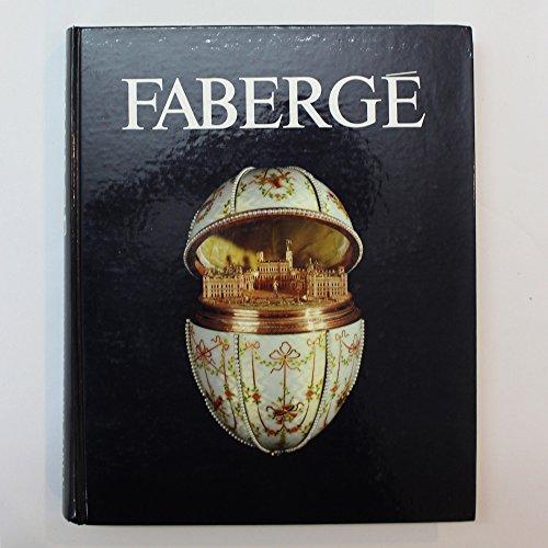 Fabergé. Hofjuwelier der Zaren. 5. Dezember 1986-22. Februar 1987. Kunsthalle der Hypo-Kulturstiftung. (Kunstkatalog).
