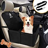 Wimypet Dog Car Seat with Seat Belt, 3in1 Dog Booster Seat Cover Protector Waterproof Front...