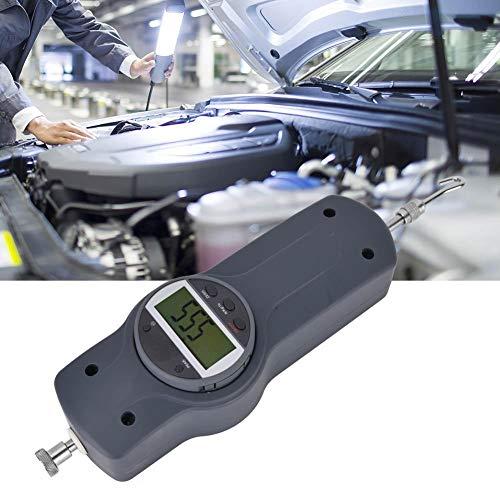 Digitales Kraftmessgerät, Dynamometer Kraftmessgerät Push-and-Pull-Tester Push-Pull-Messgerät Hängewaage mit 5 Seitenköpfen(500)