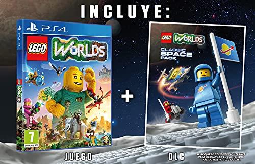 LEGO Worlds - Edición Exclusiva Amazon - PlayStation 4