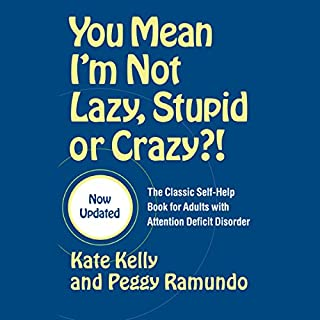 You Mean I'm Not Lazy, Stupid or Crazy? cover art