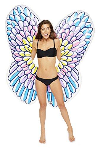 BigMouth Inc Wings Piscine Flottante géante