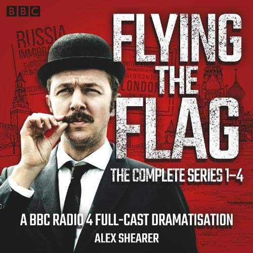 Couverture de Flying the Flag: The Complete Series 1-4