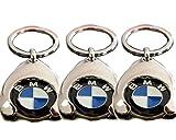 Original BMW Schlüsselanhänger Einkaufs Chip Einkaufswagen Einkaufschip 80272446749 1er 2er 3er 4er 5er 6er 7er X1 X2 X3 X4 X5 X6 (3)
