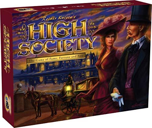 Gryphon Games - High Society - Cornucopia