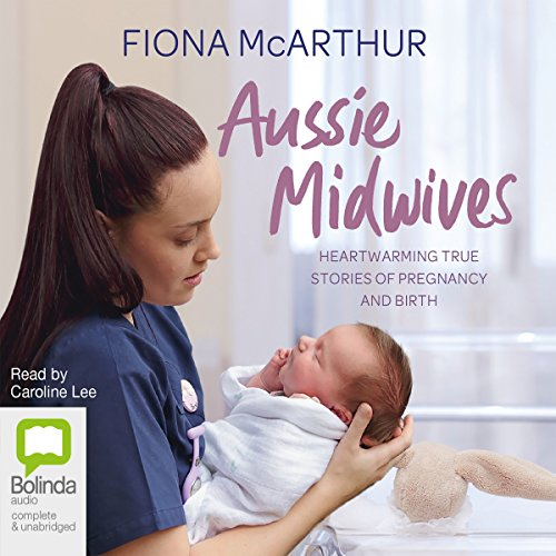 Aussie Midwives audiobook cover art
