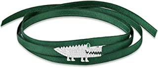 EJjewelry Silver Croco Choker Bracelet apm/Monaco
