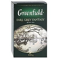 Greenfield Tea, 100 gr (Earl Grey Fantasy)