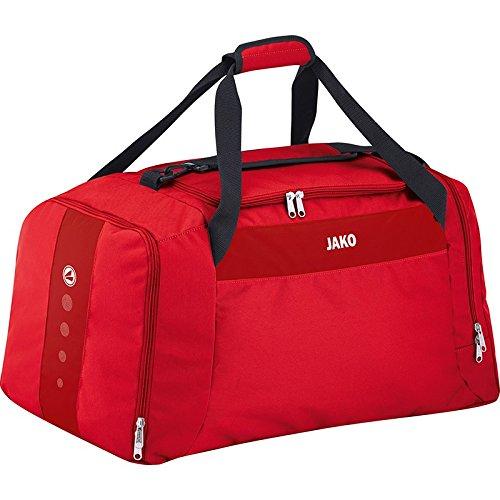 JAKO Sporttasche Striker, Größe:Bambini, Farbe:rot