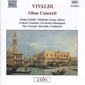 VIVALDI : Oboe Concerti