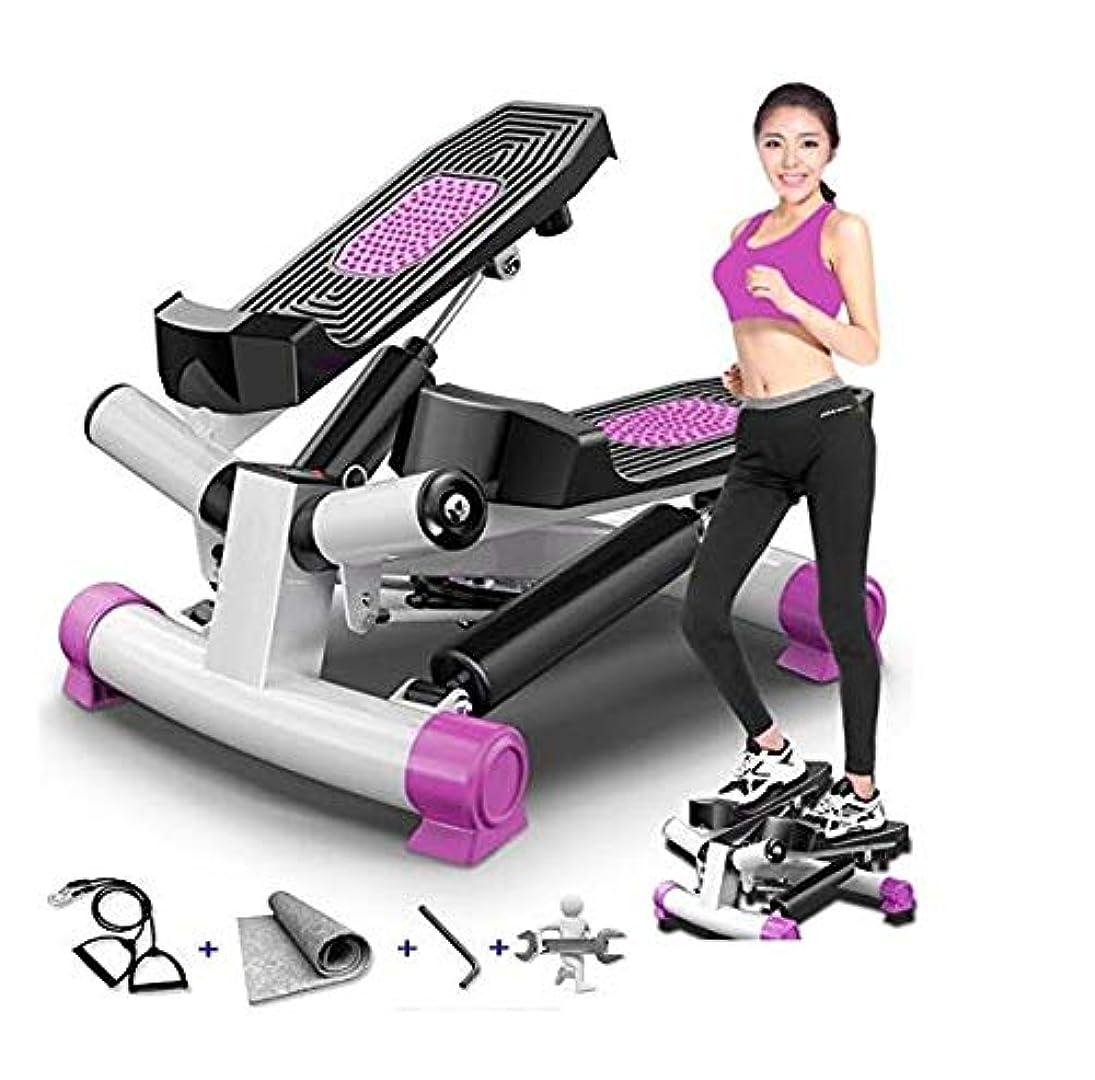 蓋報復する買い手3Dステッパー フィットネスマシン 踏み台 運動 室内 エクササイズ 有酸素運動