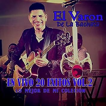 20 Exitos, Vol. 2 - Lo Mejor de Mi Colecion (En Vivo)