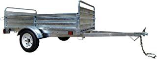 Best small flatbed trailer for sale Reviews