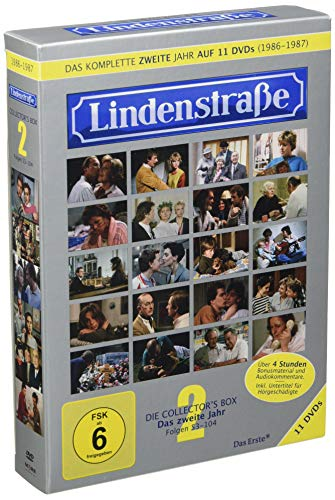 Das komplette  2. Jahr (Collector's Box) (11 DVDs)