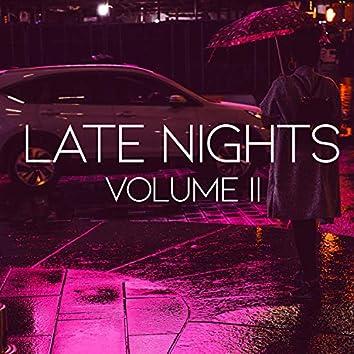 Late Nights Vol. II (Instrumentals)
