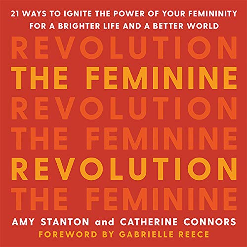 The Feminine Revolution audiobook cover art