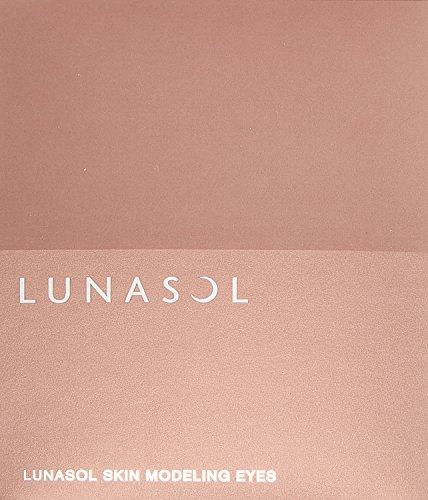LUNASOL(ルナソル)『スキンモデリングアイズ』