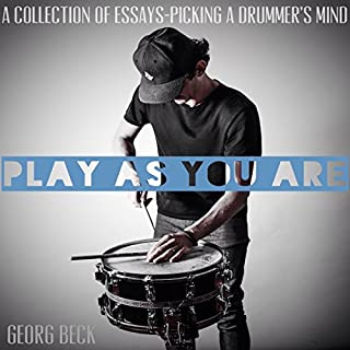 Play as You Are audiobook cover art