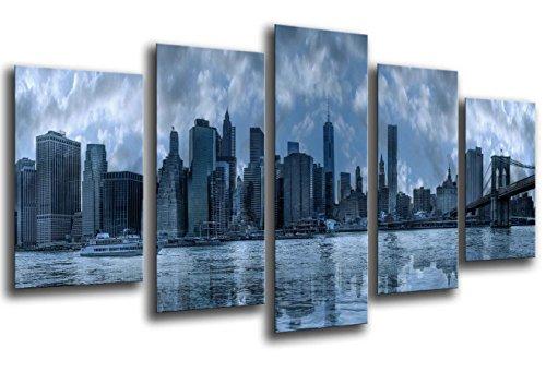 Poster Fotográfico Ciudad Manhattan