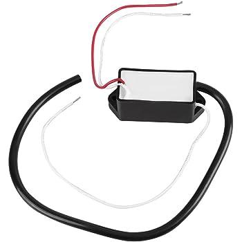 Akozon Generador de alto voltaje 15KV 2 juegos M/ódulo de bobina de encendido del arco inversor de generador de alto voltaje Desmontado piezas