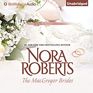 The MacGregor Brides cover art
