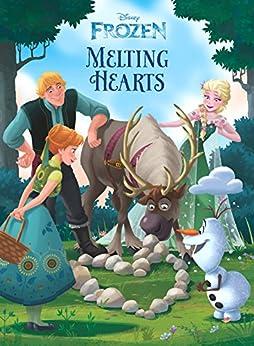 Frozen Anna & Elsa:  Melting Hearts (Disney Storybook (eBook)) by [Disney Book Group]