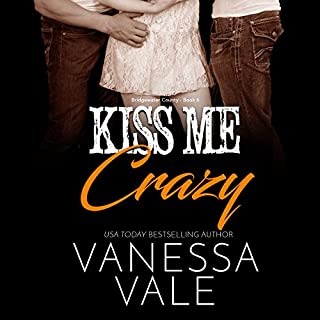 Kiss Me Crazy     Bridgewater County, Volume 6              Written by:                                                                                                                                 Vanessa Vale                               Narrated by:                                                                                                                                 Kylie Stewart                      Length: 3 hrs and 25 mins     Not rated yet     Overall 0.0
