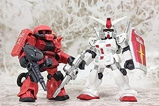 Gashapon Mobile Suit Gundam Mobile Suit Ensemble Part 00 Set