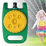 Anpro Sprinkler Spielzeug Kindergarten, Sommer-Wassersprühspielzeug Wasser Sprinkler, Wassersprühspielzeug Standard Gartenschlauch Sprinkler für Kinder, Haustiere