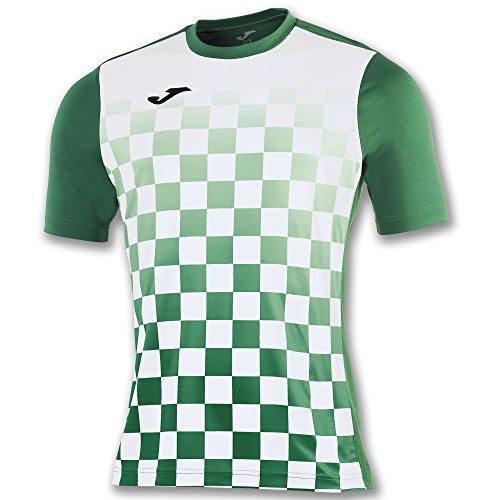 Joma T-Shirt Flag M/C XXL grün/weiß