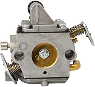Fait Adolph Filtro de Aire 1PCS Metal Carburador Carb for Zama 180 C1Q-S57B Encaja STIHL Chainsaw zama 017 018 MS170 MS180 Parts para Accesorios de cortacésped (Color : Carburetor)