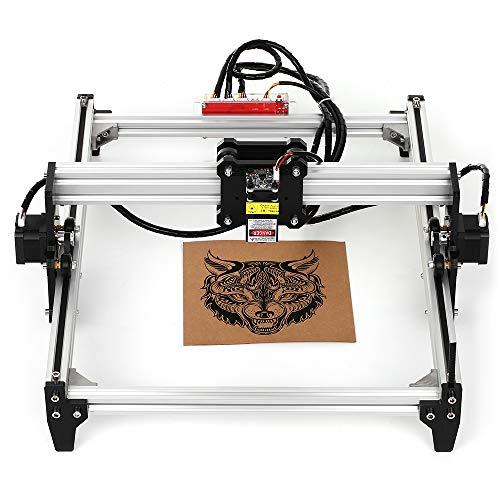KKmoon 5500mw Desktop DIY Máquina Grabado Láser