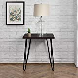 Ameriwood Home Owen Retro Accent Table, Espresso