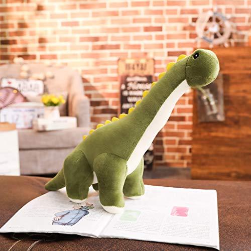 Wenini Cute Diplodocus Plush Toys Dinosaur Soft Stuffed Animals Dolls Toys Kids Birthday Festival 35cm
