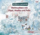 Weihnachten mit Pippi, Madita und Pelle