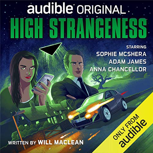 High Strangeness cover art